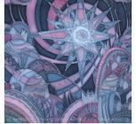 Свет Рождественской звезды Хадун М.Н. 2013 холодный батик, рук. Сенько Е.В..JPG